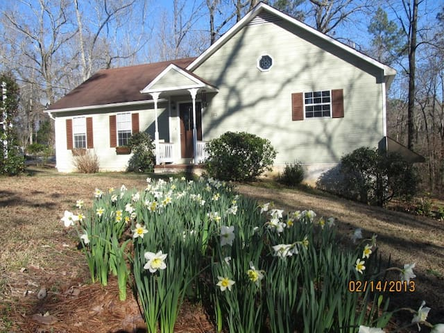 Windmill Drive  Guest House - Montevallo - House
