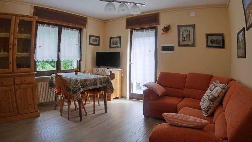 Appartamento confortevole - Stella Alpina