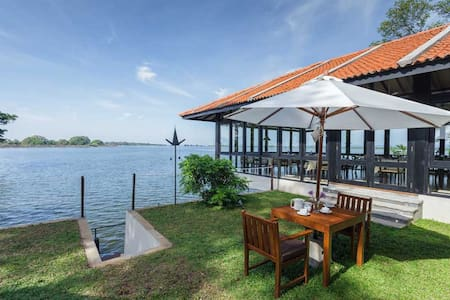 The Lake House - Polonnaruwa
