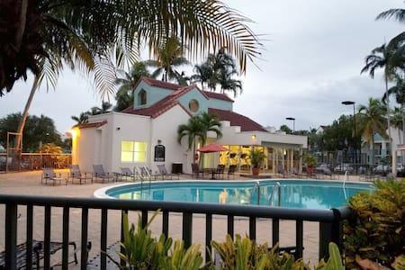 Private Room Hollywood Beach Florida - Dania Beach - Διαμέρισμα