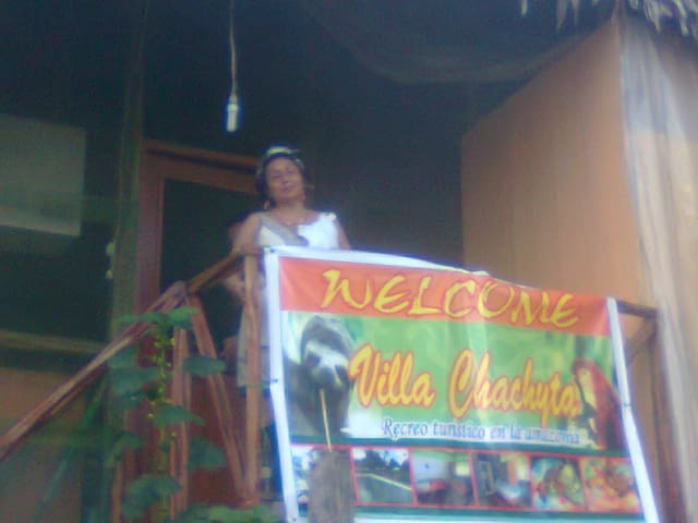 Recreo Turistico Villa Chachyta - Iquitos - Villa