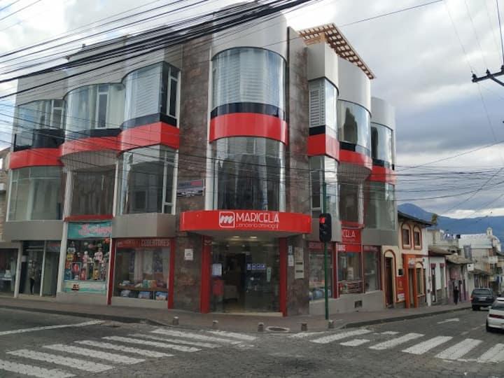TEYFA. N° 4 Confortable apartamento en Atuntaqui