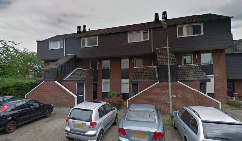 3-kamer appartement vlakbij het centrum - Nijmegen - Appartement