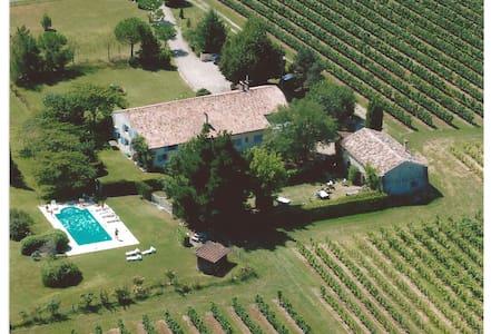 Le Domaine du Vircoulon ( 30 personnes) - Saint-Avit-de-Soulège