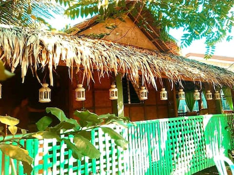Bahay Kubo ni Kapitan|Near to Beach🌊|Home-Stay🏡