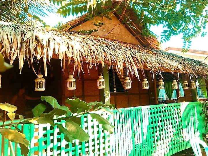 Bahay Kubo ni Kapitan|Near to Beach🌊|Home-Stay🏡