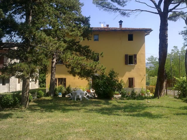 Double room in 800's country house - Casa Camillo - Villa