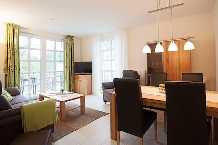 Ferienwohnung in Balm - Benz - Apartmen