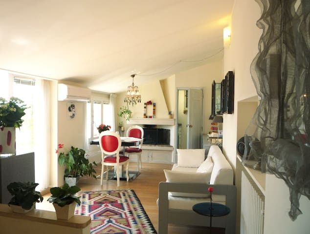 Luxurious apartment in the square - Perusa - Departamento