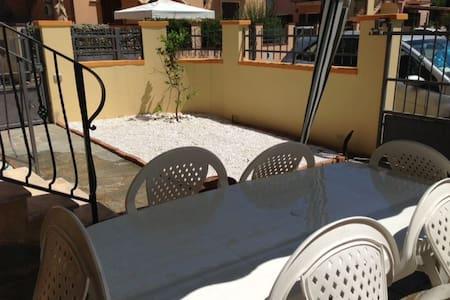 Modern nice three-room near Pula!!! - Villa San Pietro - Ház
