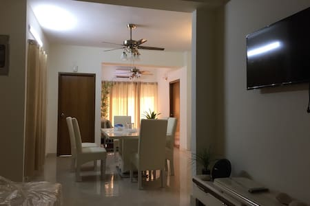 3 bedrooms nicely decorated at Uttora sector 18