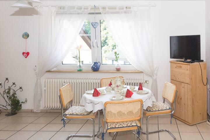 Ferienwohnung für ein bis vier Pers - Remscheid - Apartamento