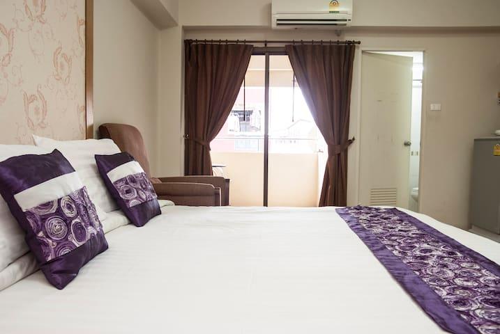 Superior Double Room Near Yanhen Hospital