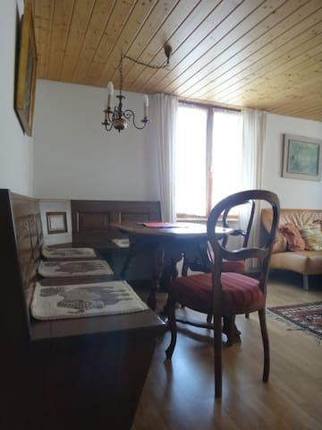 Gemütliche Wohnung mit Seezugang - Berlingen - Apartemen
