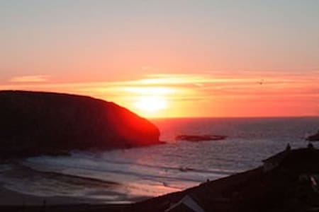1 bed apartment Portreath sea views - Portreath