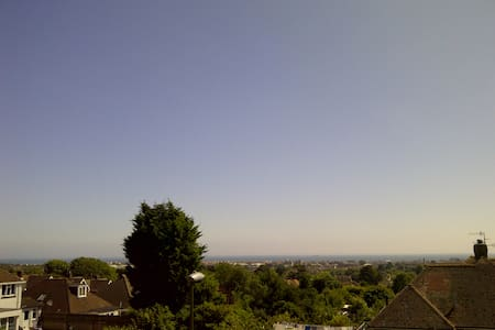 Double Room With Distant Sea View. - Shoreham-by-Sea - Casa