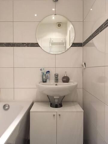 WG-Zimmer Friedrichshain - Berlin - Appartement en résidence