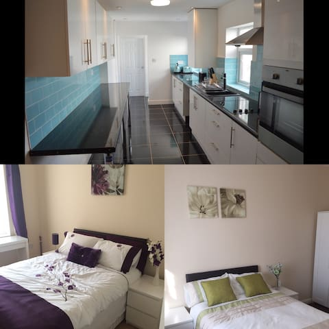 Newly refurbished rooms available - Burton upon Trent - Huis