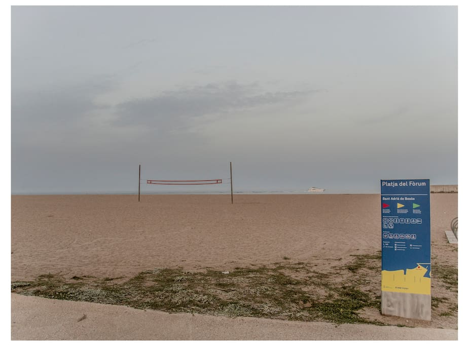 Playa mas cercana