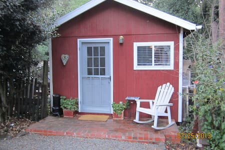 Cute Cabin in Santa Cruz Mountains - Soquel