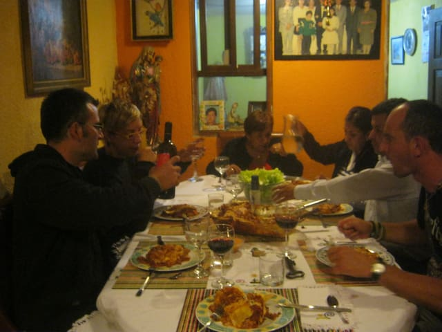 HOSTS   ECUADORIAN FAMILY   QUITO  - QUITO - PICHINCHA - 公寓