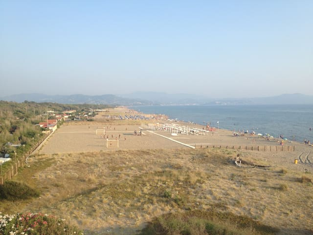 Holiday House Paestum, on the beach - Laura - アパート