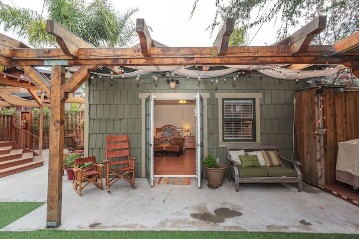 Remodeled Private Guest House - Los Angeles - Rumah