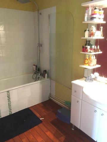 Belle appartement T4 pour des vacances à Rennes - Rennes - Lakás