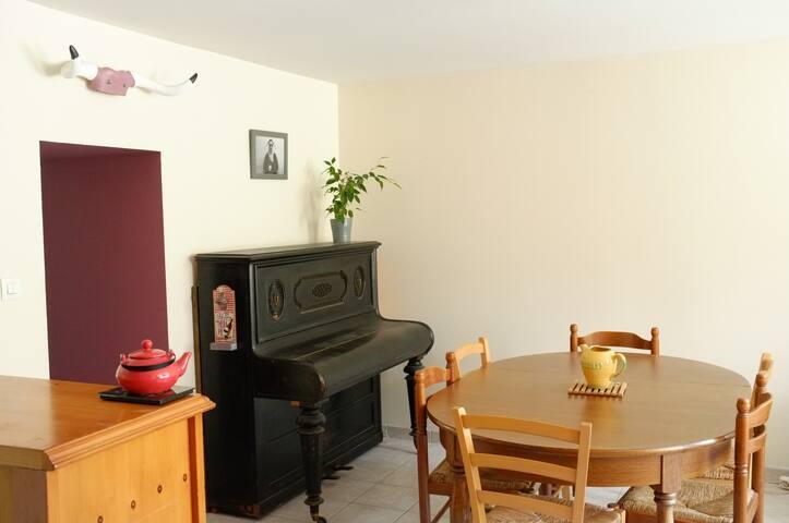 Appartement agréable (5mn Puy du Fou)