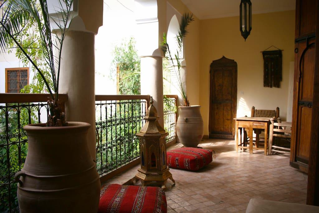 Riad El Youssoufi Room Chocolat