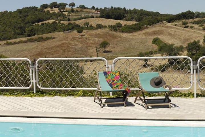 Villa In Maremma toscana - Massa Marittima - Casa