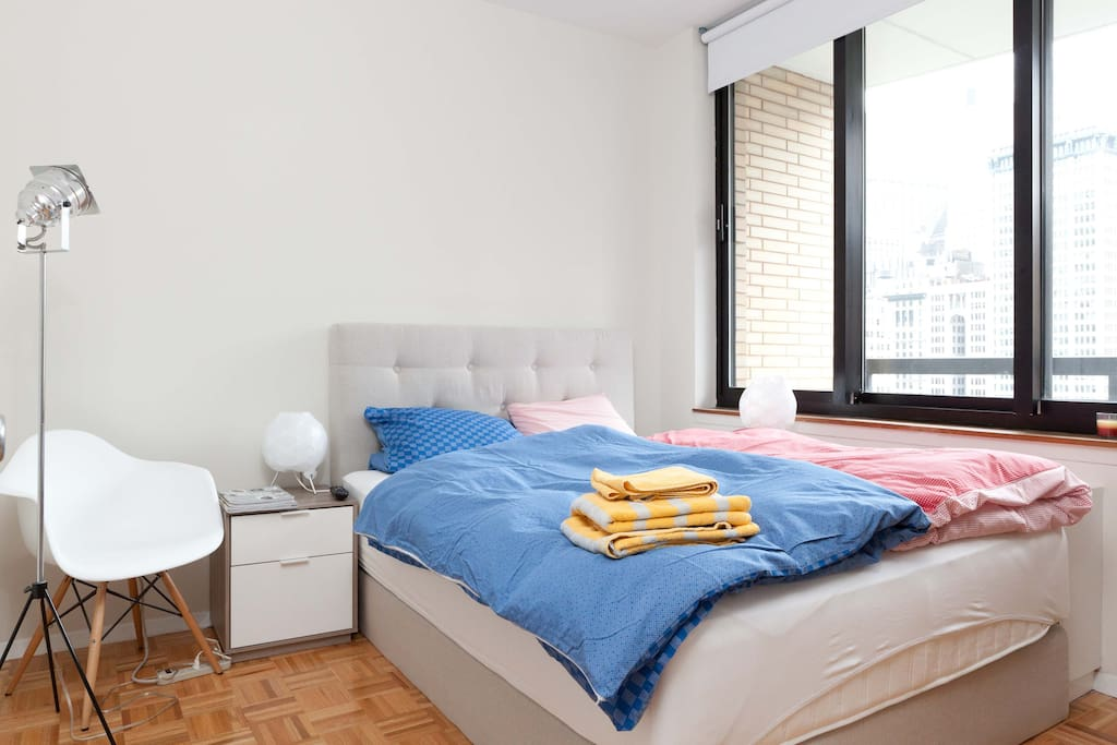 Bedroom incl. air-condition