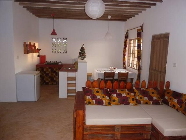 Mama Zalé Guest House - Matemwe - Bungalou