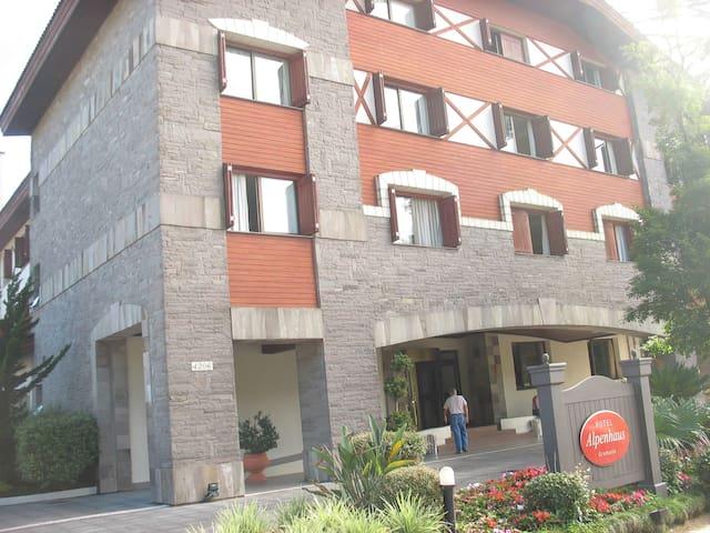 Flat de Luxo - Alpenhaus - 6 pes