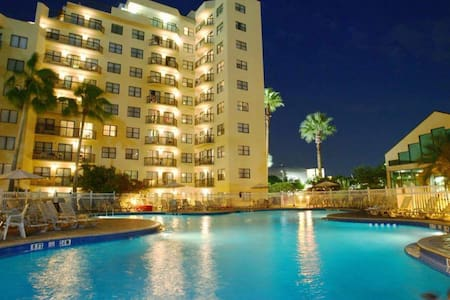 Perfect Studio 1210 in Sought After Area! - Orlando - Apartment-Hotel