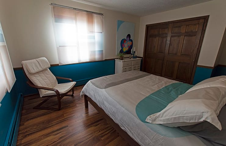 LaRose Wellness Retreat-Kymi Room - Baraga - Bed & Breakfast