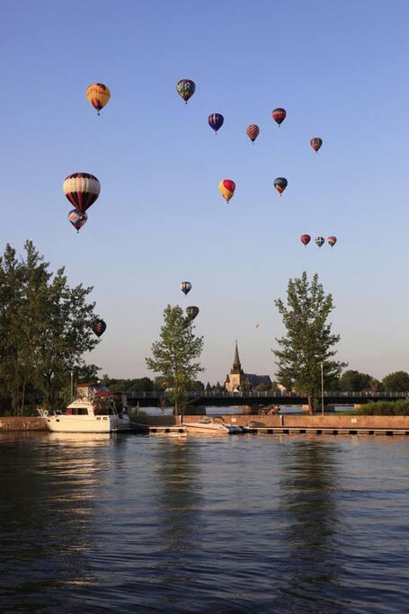 August Hot Air Balloon Festival
