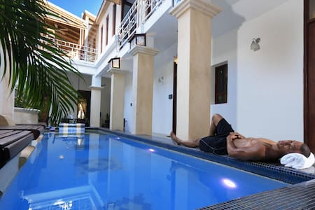 Colonial Zone Room pool & breakfast - Santo Domingo - Inap sarapan