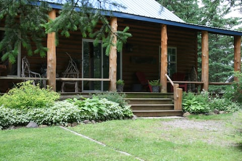 Northwoods Cabin on the Lily River
