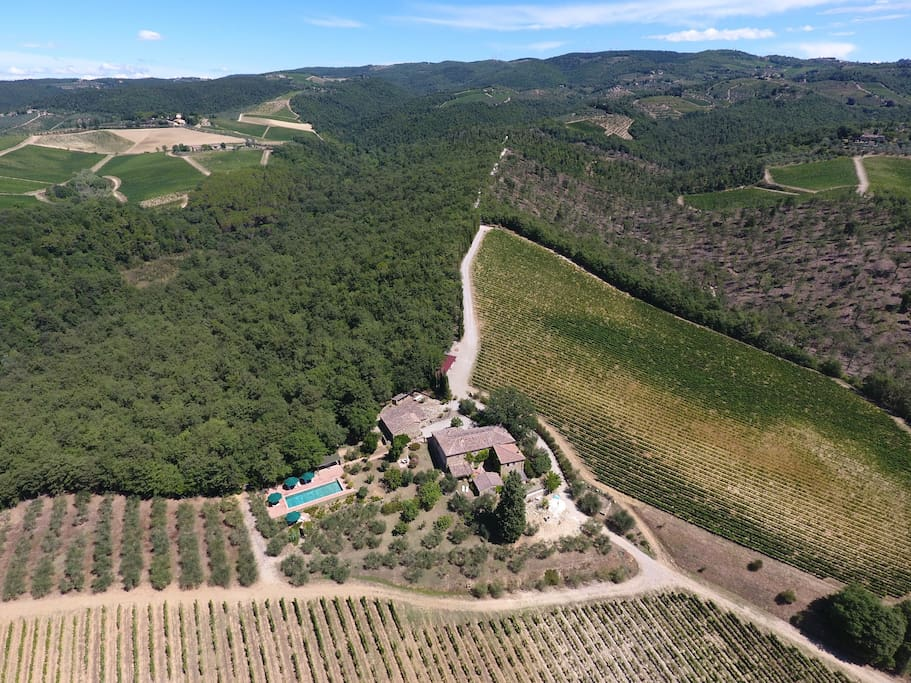 Brancaia - im Herzen der Toskana