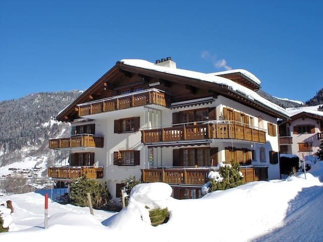 2 ½ Zimmer Haus Clostergarten, Klosters