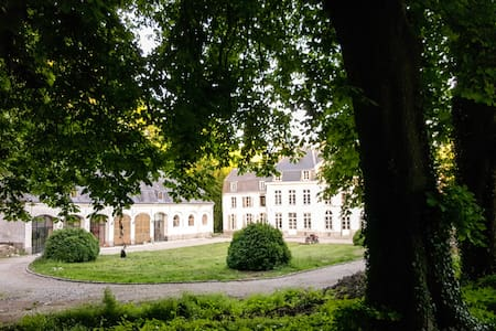 Cottage on a Castle Estate, near Montreuil sur Mer - Humières - Villa