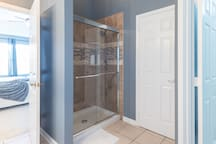 MASTER BATH - Separate standup shower