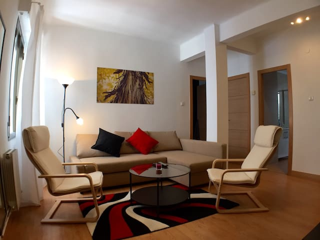 New modern flat close to Guggenheim and old town - Bilbao