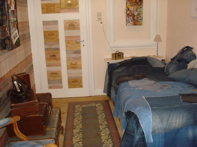 Chambre du voyageur