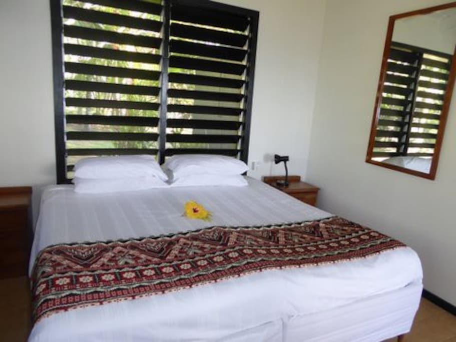 Bedroom in Bure