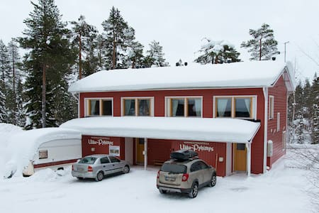 Siberian Jay Holiday Home - 30 metres from slopes
