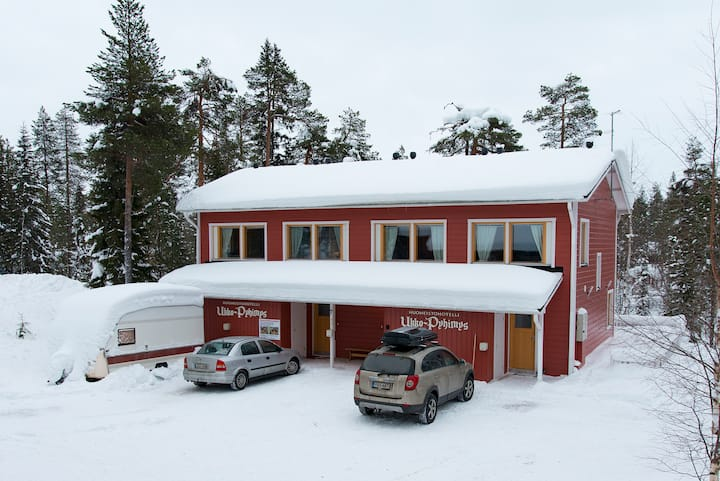 Pyhäkoti Holiday Home B&C - 30 metres from slopes