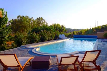 Villa Vigneto, Apartment № 9 - San Marzano Oliveto