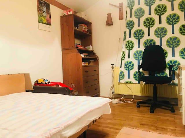 Dětský pokoj, resp. ložnice